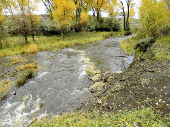 Rock Weir & Fish Habitat