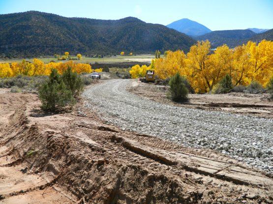 Subdivision Road Installation